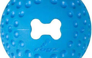 ROGZ GUMZ míček modrý 4,9 cm
