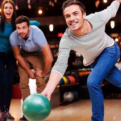 Hodina bowlingu v Bowlingu Rubín až pro 6 hráčů