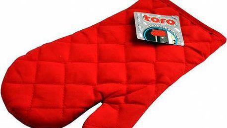 Kuchyňská rukavice s magnetem