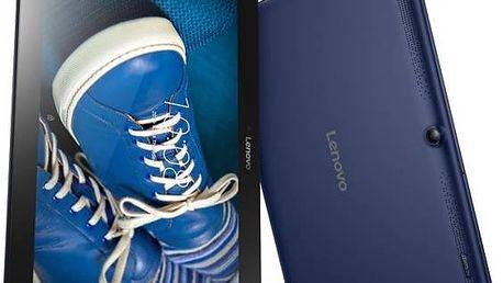 Dotykový tablet Lenovo TAB 2 A10-30 16GB (ZA0C0040CZ) modrý