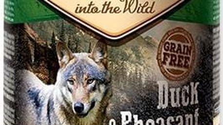 Brit Carnilove Wild Meat Duck & Pheasant 400 g