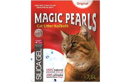 Magic Pearls Original kočkolit 7,6 l