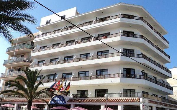 Španělsko - Mallorca na 11 dní, snídaně s dopravou letecky z Brna 30 m od pláže