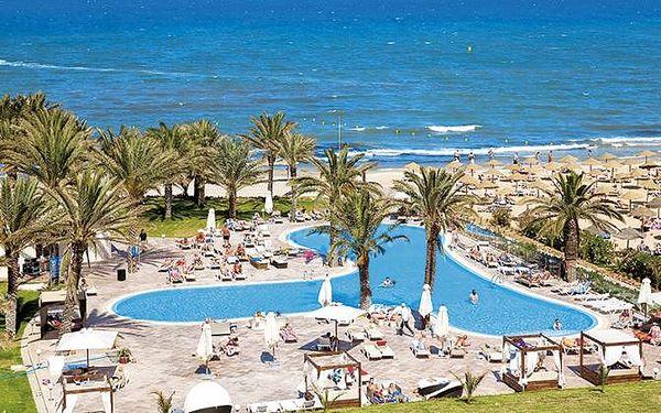Tunisko - Sousse na 10 dní, all inclusive s dopravou letecky z Prahy
