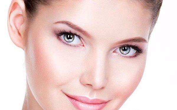 Celkové kosmetické ošetření pleti s masáží dekoltu