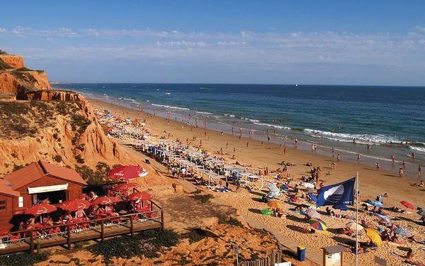 Portugalsko, Algarve, letecky na 9 dní s polopenzí