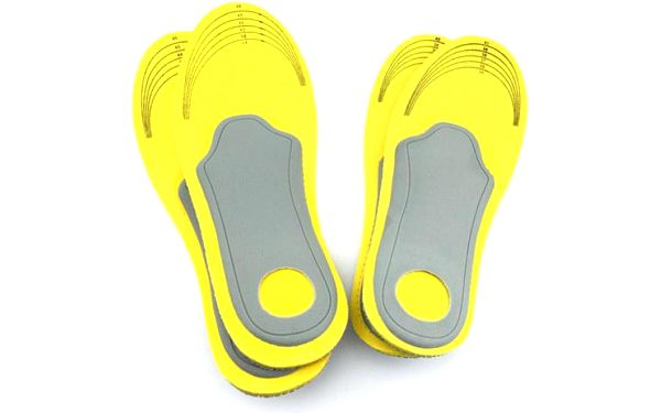 Ortopedické vložky do bot 3D