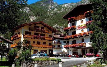 Hotel Savoia, Civetta - 5/6denní lyžařský balíček se skipasem a dopravou v ceně, Itálie, Dolomiti - Civetta, 5 dní, Autobus, Polopenze, Alespoň 3 ★★★, sleva 6 %