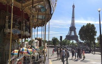 Paříž a Versailles pro náročné – pohodlně v hotelu Campanille a Premiere Classe, Francie, Poznávací zájezdy - Francie, 5 dní, Autobus, Bez stravy, Alespoň 2 ★★, sleva 26 %