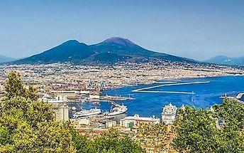 Řím a krásy Neapolského zálivu, Itálie, Poznávací zájezdy - Itálie, 4 dní, Autobus, Bez stravy, Alespoň 2 ★★, sleva 22 %
