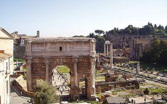 Řím od A do Z, Itálie, Poznávací zájezdy - Itálie, 4 dní, Autobus, Bez stravy, Alespoň 1 ★, sleva 17 %