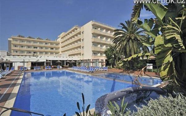 Španělsko, Mallorca, letecky na 9 dní s polopenzí
