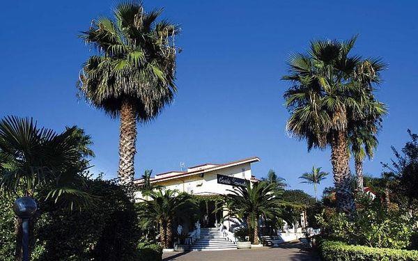 Itálie, Kalábrie, letecky na 8 dní s polopenzí