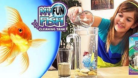 Samočistící akvárium Fun fish