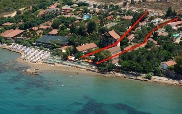 Turecko, Side, letecky na 8 dní s polopenzí