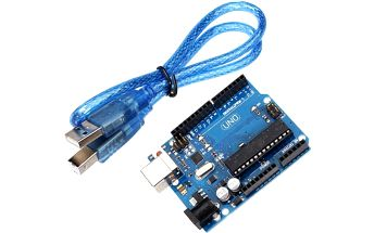 Základní deska Arduino UNO R3 ATmega16U2 - dodání do 2 dnů