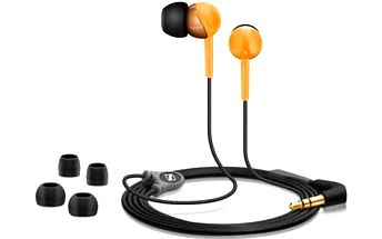 Sluchátka SENNHEISER, CX 215 orange