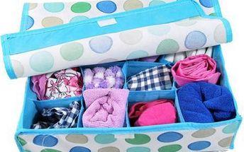 Organizér na ponožky a spodní prádlo - dodání do 2 dnů