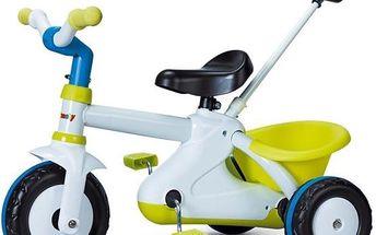 Smoby Tříkolka Baby Bike II bílá