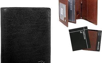 Pánská peněženka z pravé kůže N4-VIT