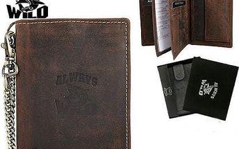 Pánská peněženka z pravé kůže N890C-H