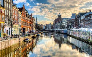 Zájezd do Amsterdamu pro 1 osobu