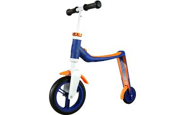 Scoot and Ride Highwaybaby Blue/Orange