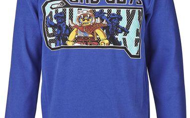LEGO wear Chlapecké tričko s potiskem Timmy 608 - modré, 152 cm