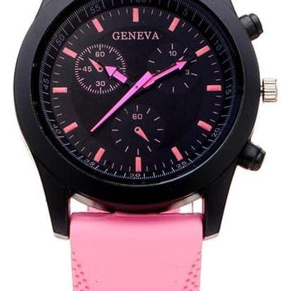 Sportovní hodinky Geneva pro ženy - dodání do 2 dnů