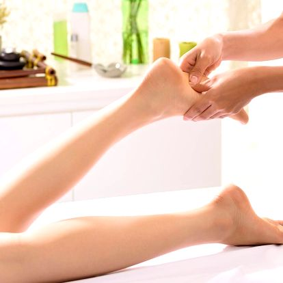 Vstupy na manuální lymfatickou masáž