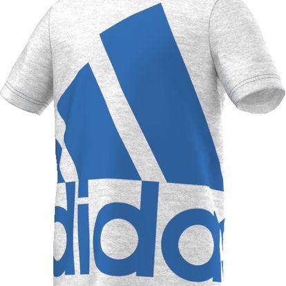 Adidas Chlapecké tričko Yb ESS Osl Tee AK2009, 128 cm