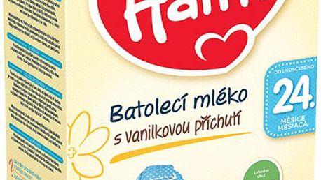 Hami 24+ Vanilka 6x600g