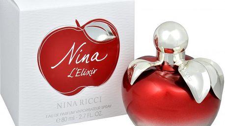 Nina Ricci Nina L`Elixir - parfémová voda s rozprašovačem 30 ml