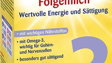 Bebivita Mléko 3 Instantní pokračovací mléčná kojenecká výživa od uk. 9. měsíce 4x500g