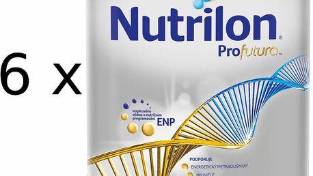Nutrilon kojenecké mléko Profutura 3, 6x800g