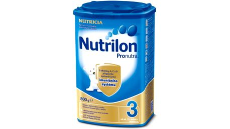 Nutrilon 3 Pronutra 6x800g