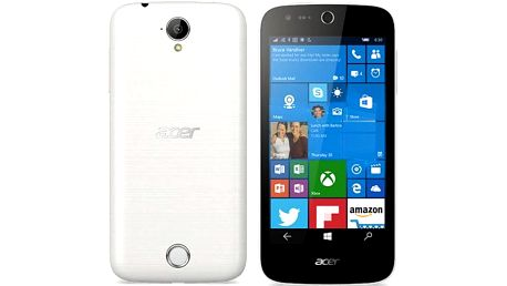 Acer Liquid M330 LTE, bílý