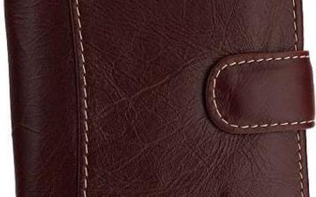 Pánská peněženka z pravé kůže 991L