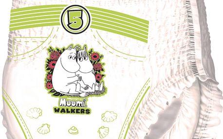 Muumi Baby dětské jednorázové pleny Walkers 40 ks Maxi+ 7-15 kg