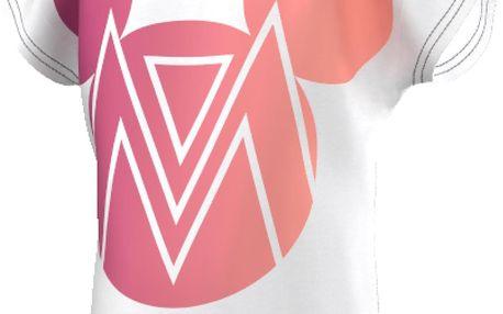 Adidas Dívčí tričko LK DY TM OSCOT AK2531, 110 cm