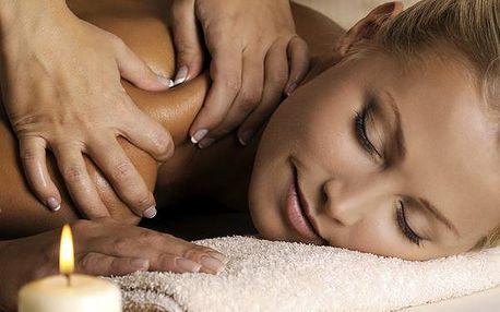 Shiatsu antistresová masáž přístrojem Tintoretto. Skvělý a zdravý způsob relaxace.