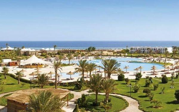 Egypt, Marsa Alam, letecky na 5 dní s all inclusive