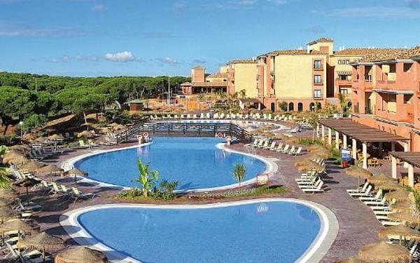 Španělsko, Costa de la Luz, letecky na 8 dní s polopenzí