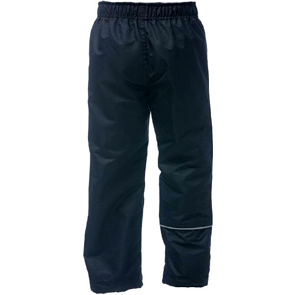 O'Style Dětské sportovní kalhoty s podšívkou - černé, 92 cm2