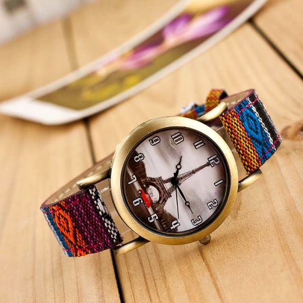 Dámské retro hodinky v zajímavých motivech - dodání do 2 dnů