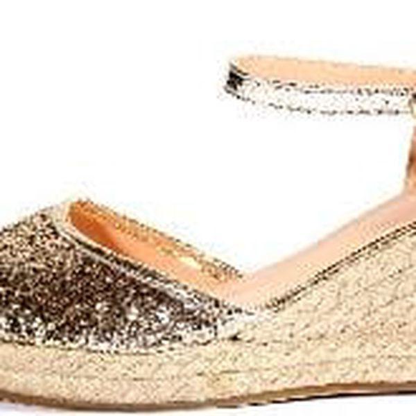 Dámské boty na klínku Europe Golden