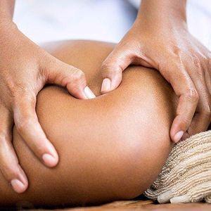 60minutová letní hydratující masáž s vůní citrusů