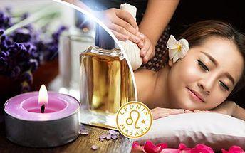 75min. čínská regenerační masáž zad i šíje nebo 130min. relaxační masáž celého těla