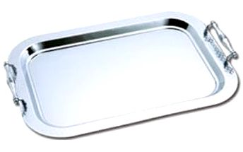Tác servírovací nerez 29 × 41 cm BLAUMANN BL-1135