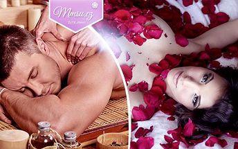 60minutová kouzelná tantrická masáže v pražském salonu MMSU
